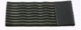 Grey Elastic Bands