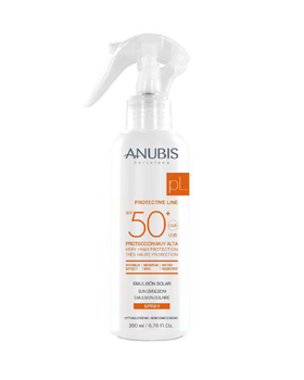 Protective Line SPF 50+ Sun Emulsion Body Spray (200ml)